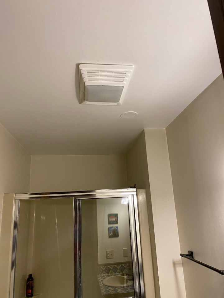 Minnetonka, MN - Broan bath fan install Minnetonka MN