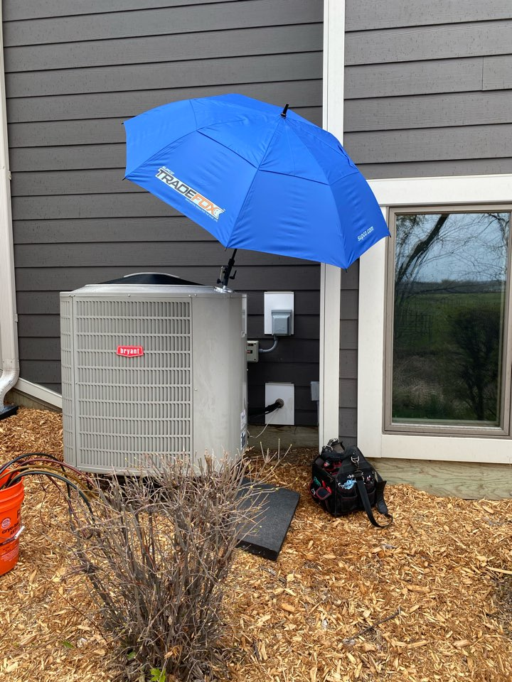 Rogers, MN - Bryant ac service Rogers mn
