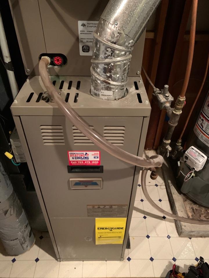 Wayzata, MN - Furnace and AC maintenance in Wayzata Mn