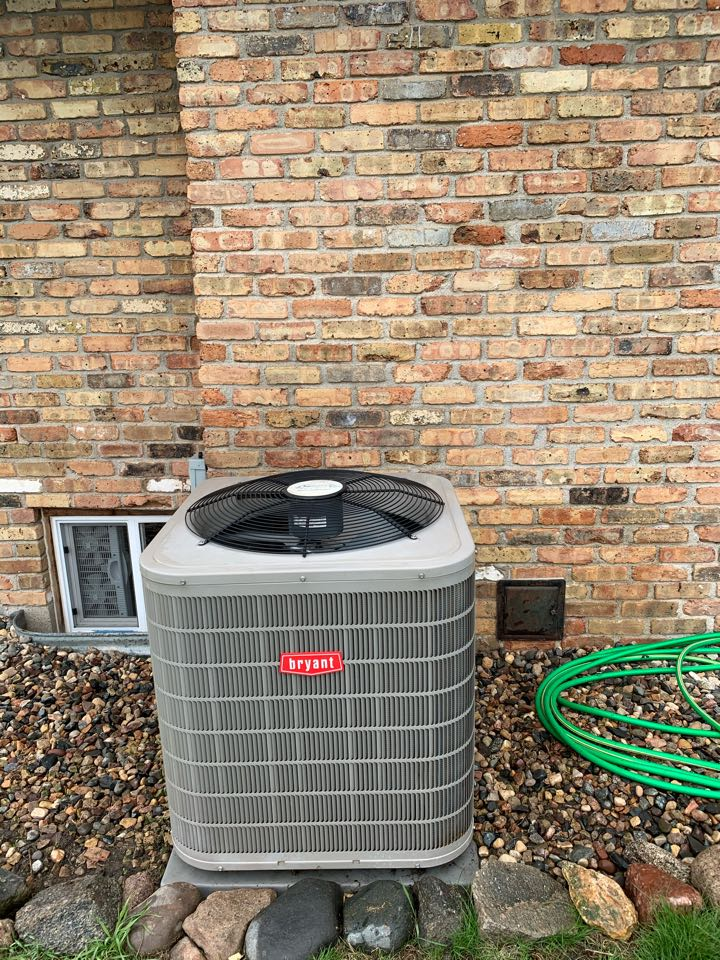 Long Lake, MN - Performed a ac maintenance in Orono Mn