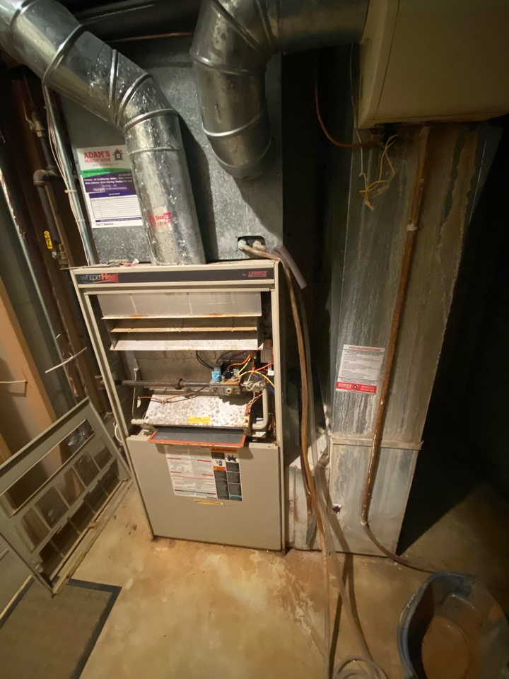Orono, MN - High efficient furnace and air conditioning replacement estimate in Orono, MN