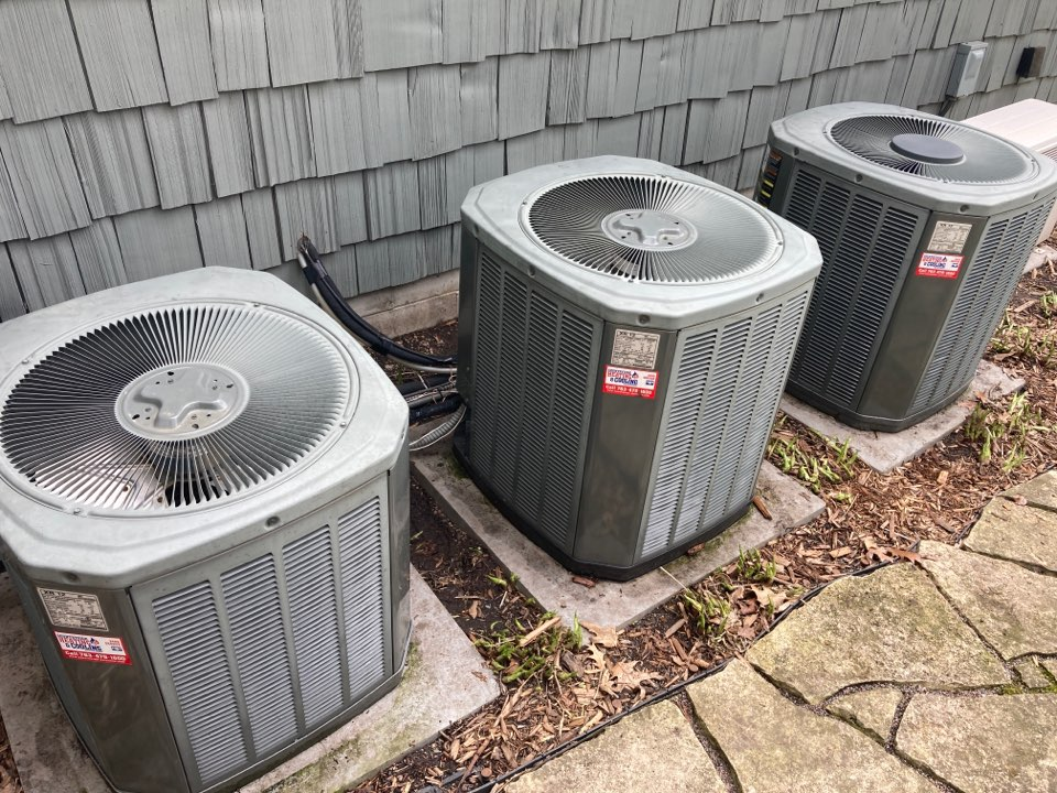 Wayzata, MN - AC maintenance in Minnetonka