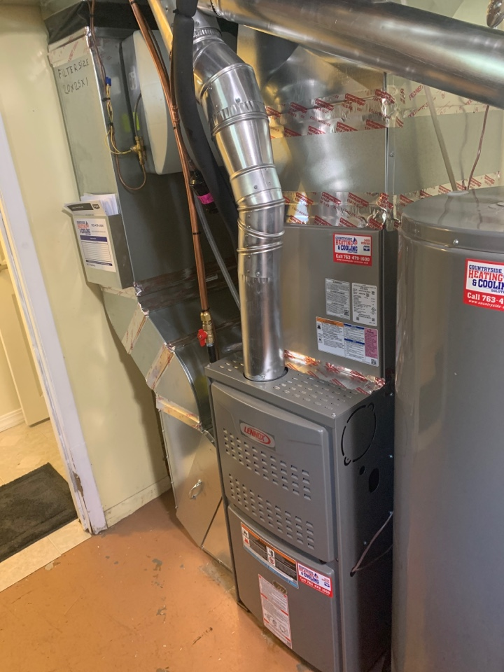 Minneapolis, MN - Install new Bryant air conditioner in St. Louis park MN