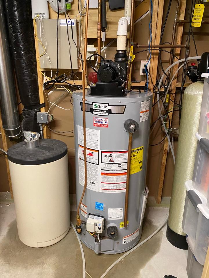 Minnetrista, MN - Water heater install St Boni MN