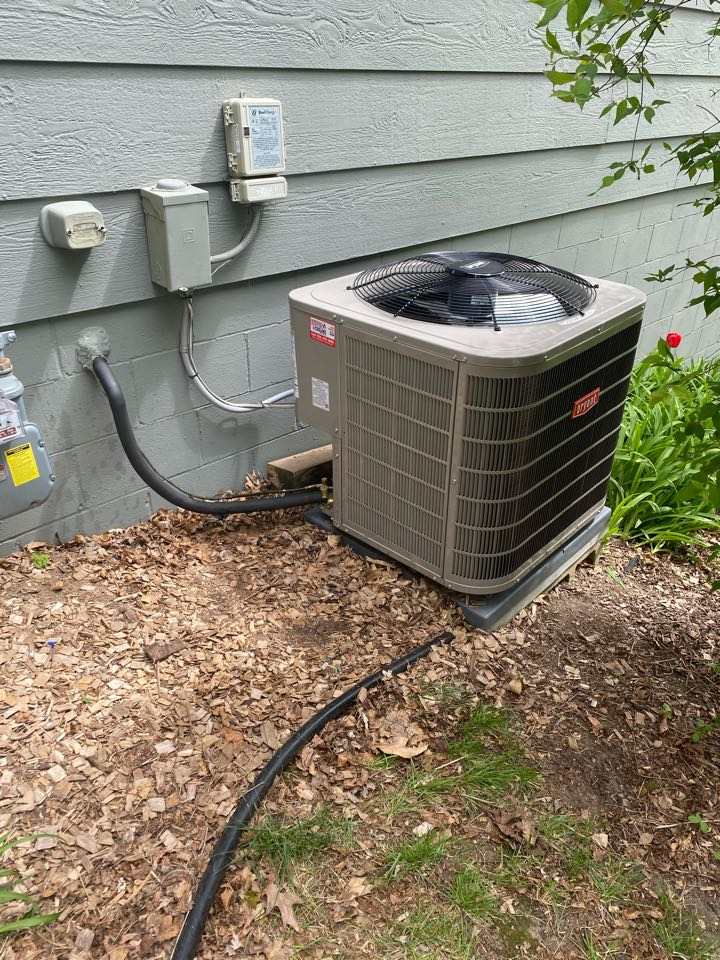 Excelsior, MN - Bryant furnace and ac install excelsior MN