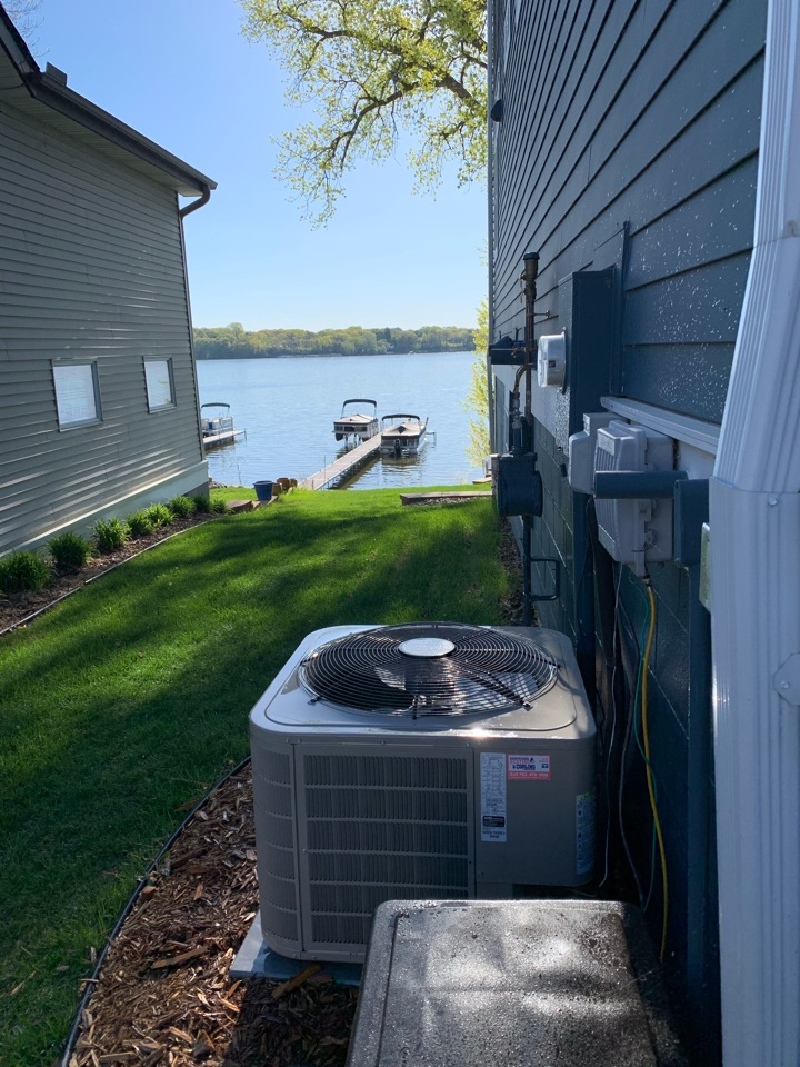 Plymouth, MN - Spring secured service maintenance in Plymouth Mn
