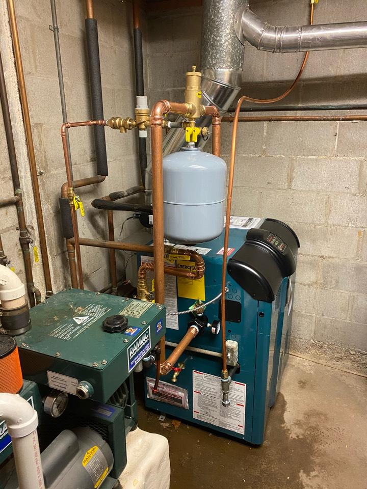 Boiler install Shakopee MN