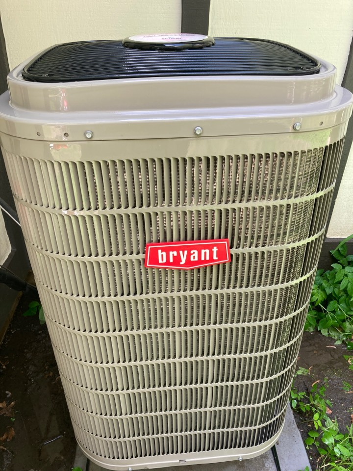 Plymouth, MN - Bryant heat pump maintenance in Plymouth