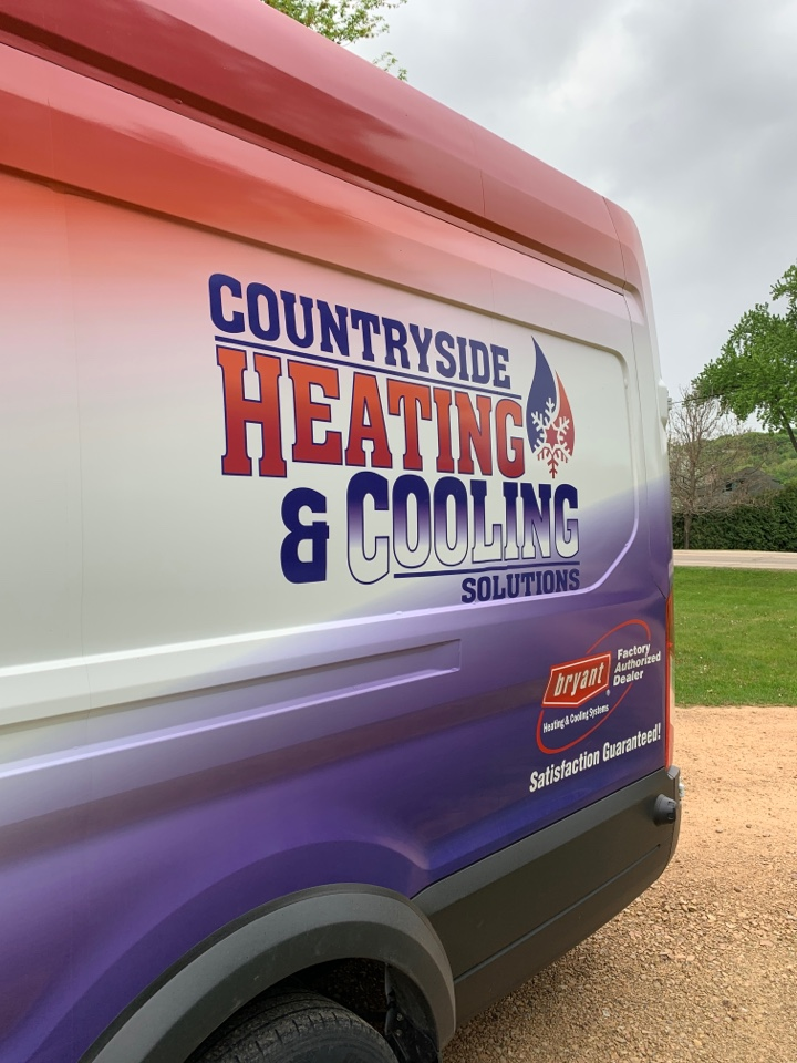 Mound, MN - Install new ductwork to home in Orono MN