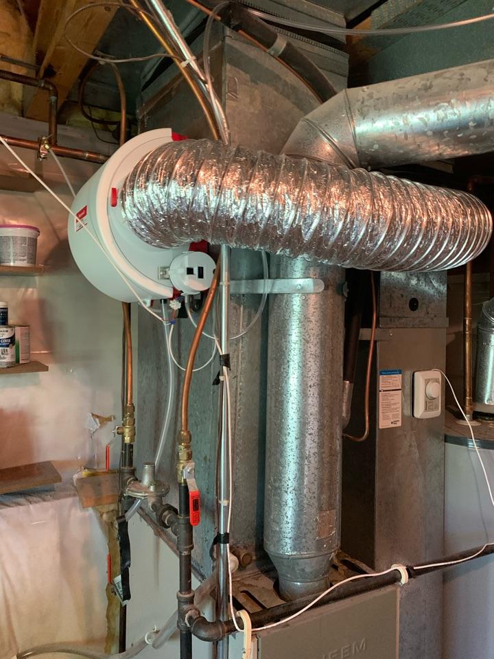 Humidifier repair in Medina Mn