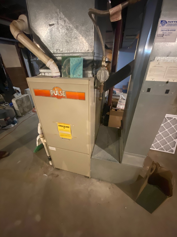 Independence, MN - High efficient furnace, air conditioning, and zone system replacement estimate.