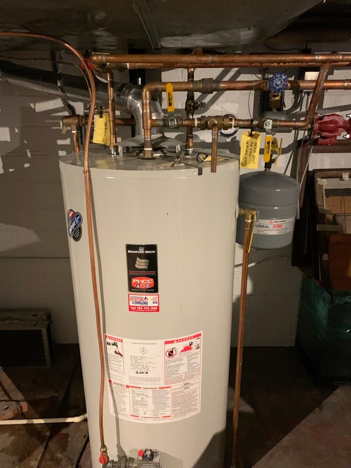 Water heater repair in excelsior Mn