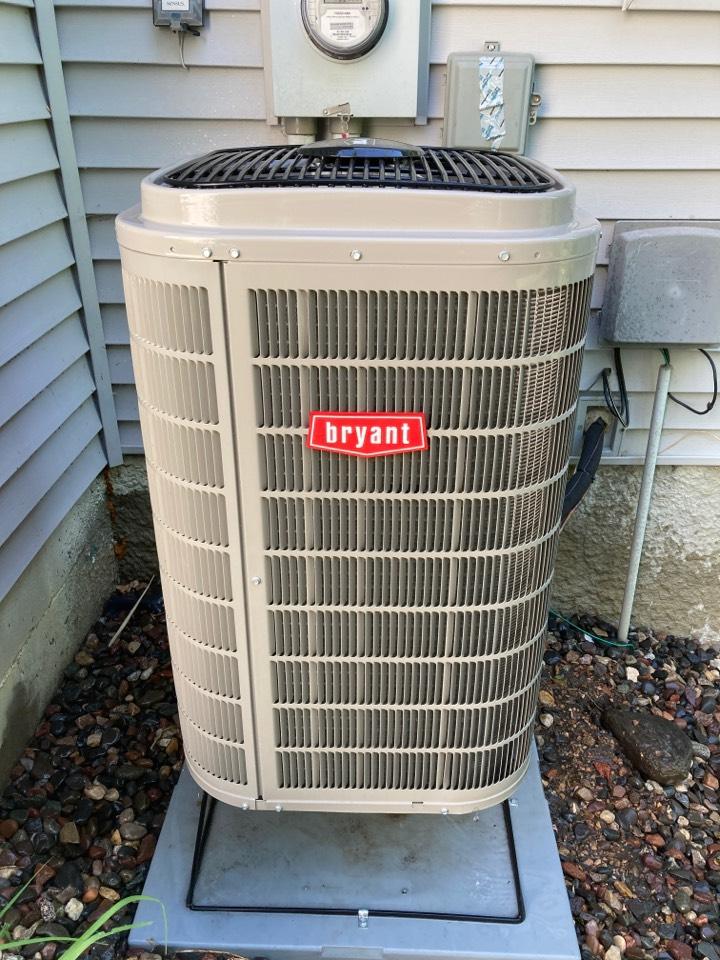 Delano, MN - Bryant heat pump maintenance in Delano