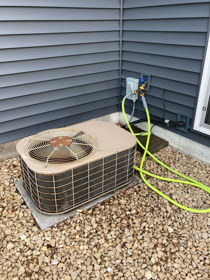 Buffalo, MN - AC maintenance in Buffalo
