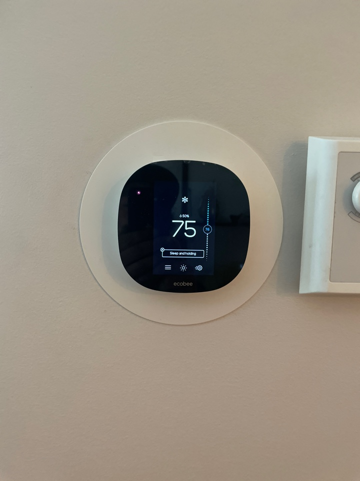 Plymouth, MN - Installed a ecobee thermostat at a home in Plymouth, MN!