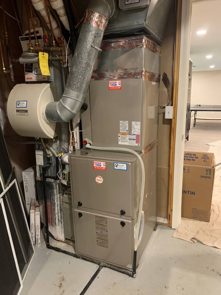 Long Lake, MN - Install new Bryant air conditioner in long lake MN