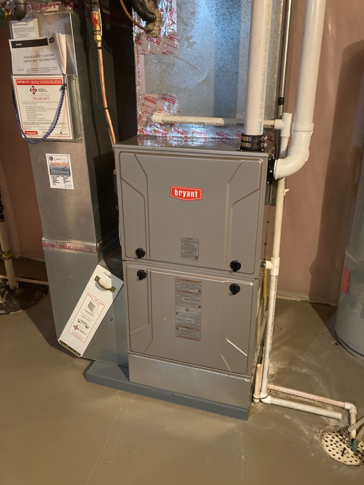 Minneapolis, MN - Furnace install in Plymouth