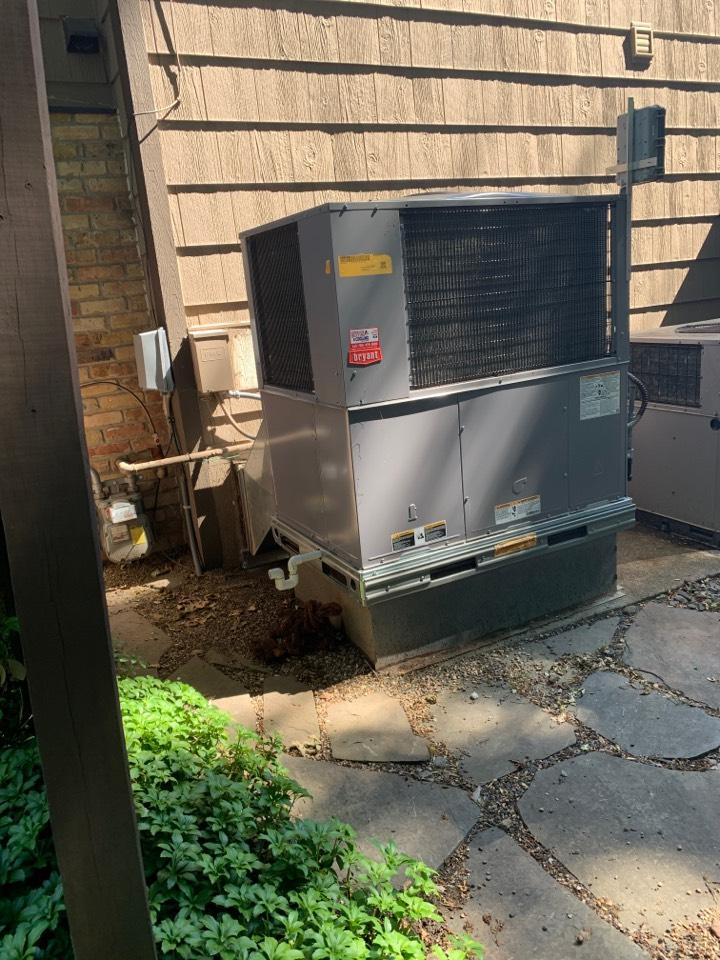 Wayzata, MN - Service Bryant furnace and air conditioner in wayzata MN