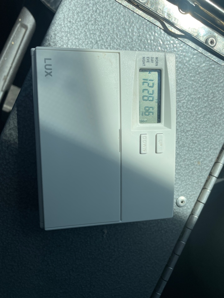 Rockford, MN - Replaced a thermostat at a home in Rockford, MN!