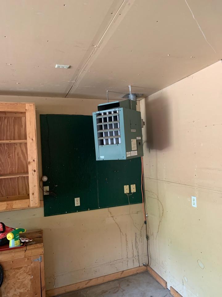 Watertown, MN - Garage heater repair in Watertown Mn