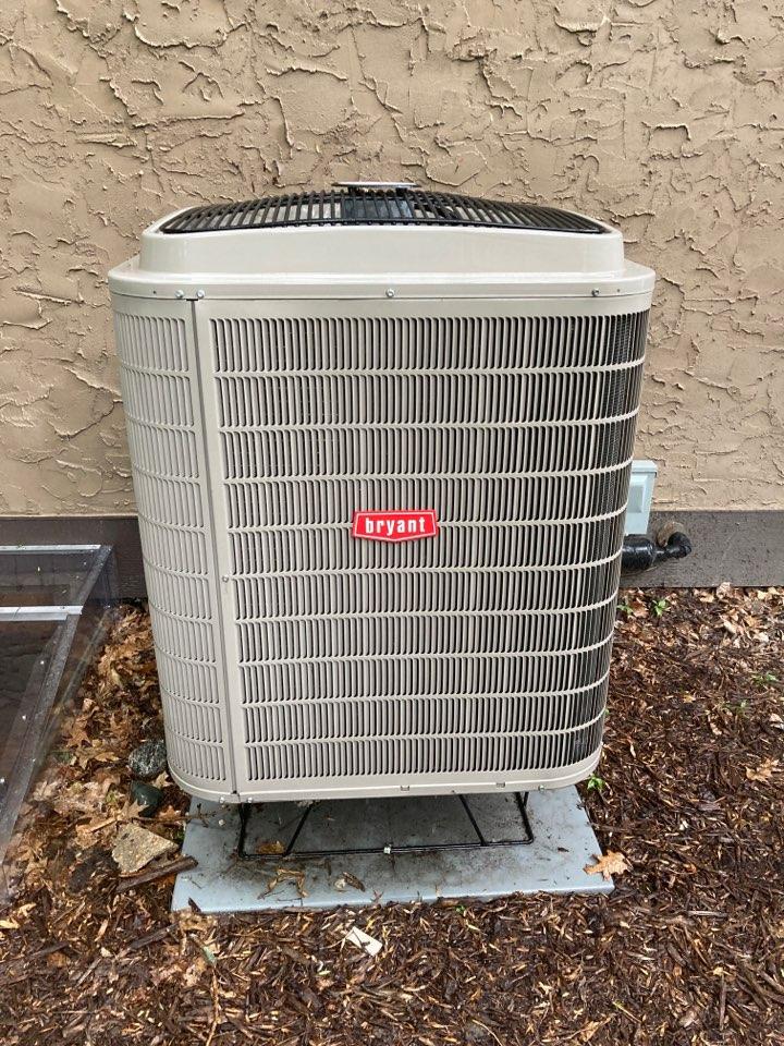 Excelsior, MN - Bryant heat pump maintenance in Excelsior