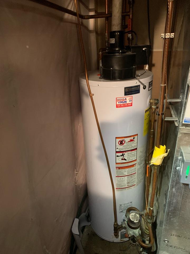 Water heater repair in hamel Mn