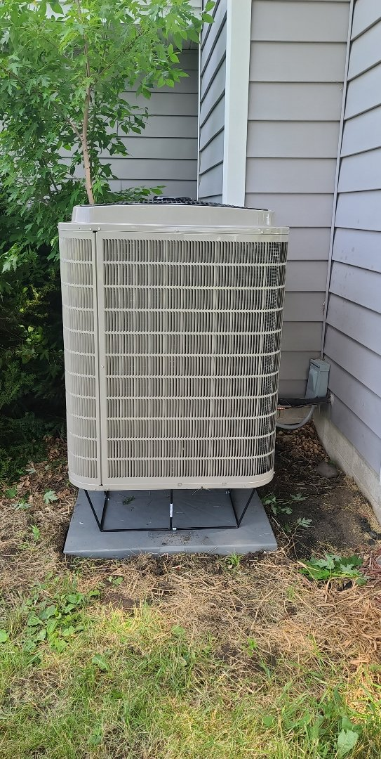 Bryant A/C installed Corcoran  MN