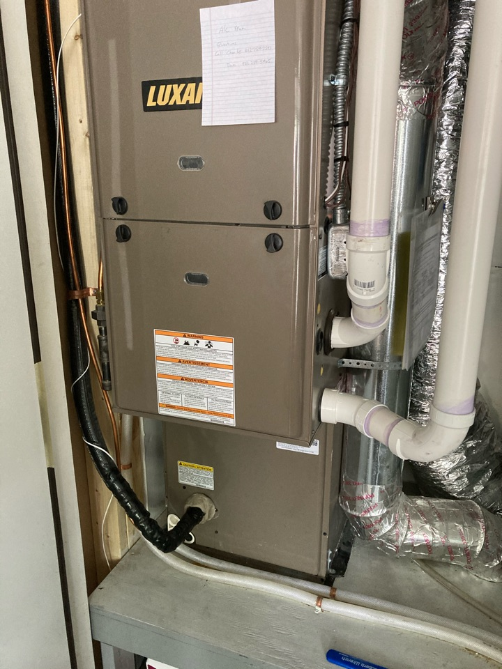 AC repair in Spring Park - will come back.