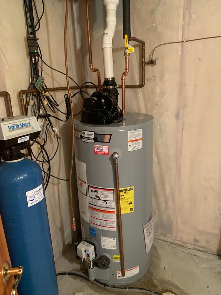 Saint Bonifacius, MN - Water heater install in st. Bonifacious mn
