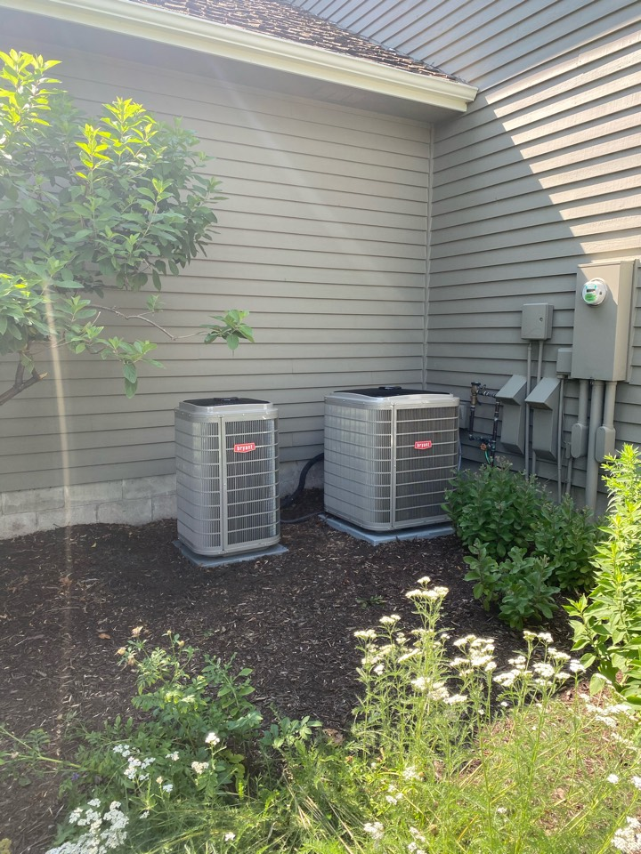 Independence, MN - Bryant ac installed Maple Plain MN