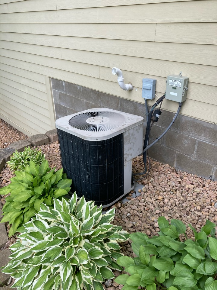 Rogers, MN - AC diagnostic in Rogers