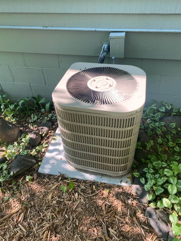 Air conditioning replacement estimate Corcoran, MN