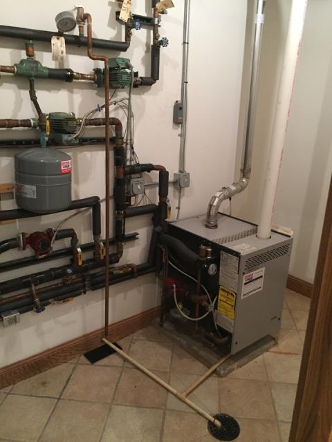 Minneapolis, MN - Boiler repair Plymouth mn