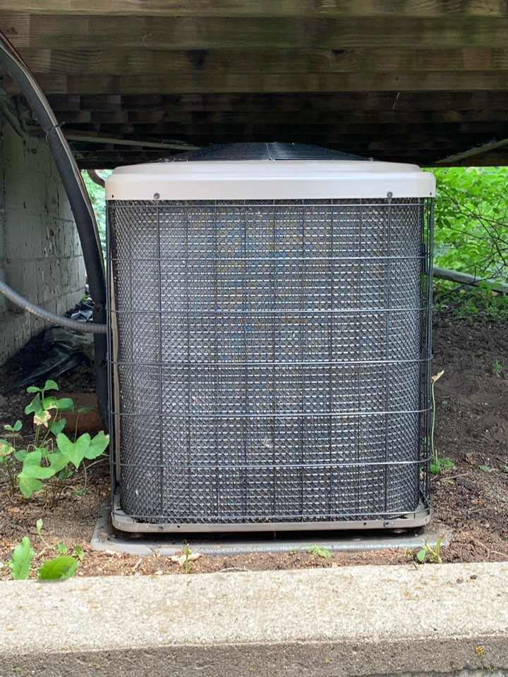 Ac maintenance in new Germany Mn