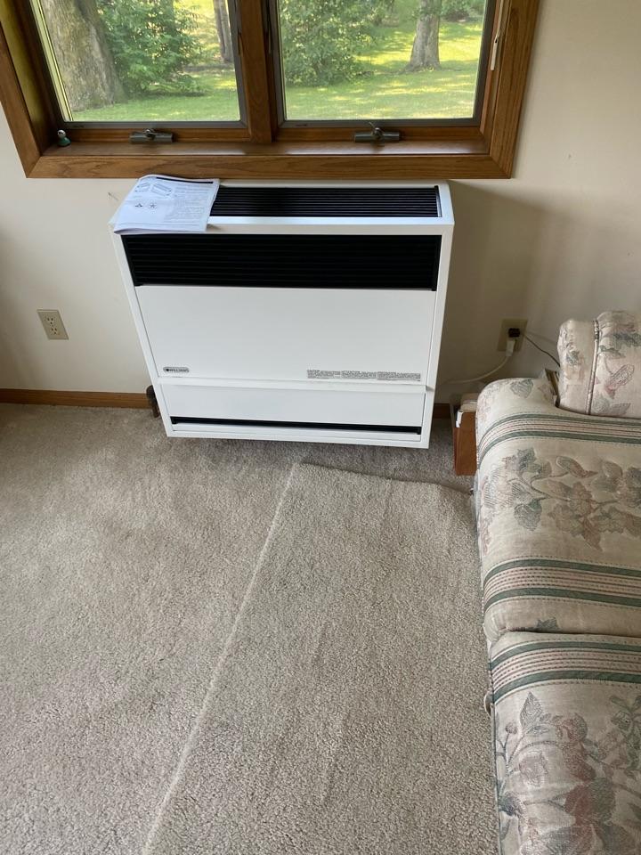 Maple Plain, MN - Wall heater install maple plain mn
