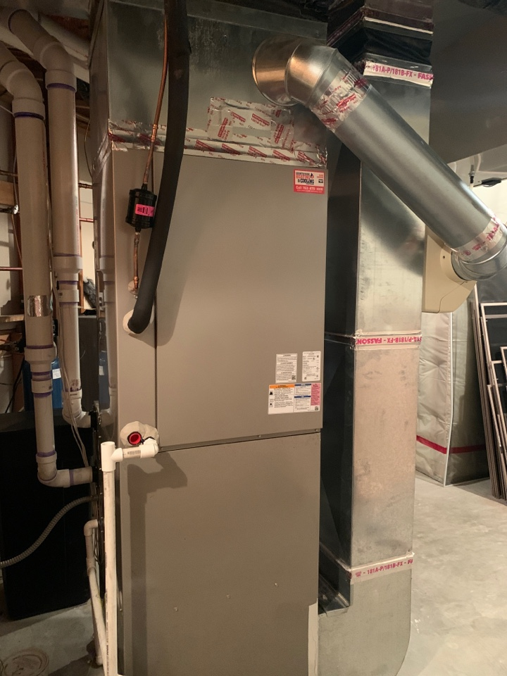 Install new Bryant 2 stage AC in chaska MN