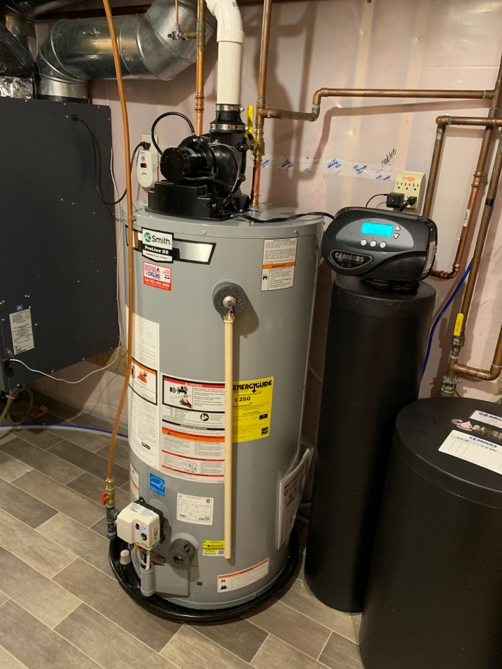 Water heater install in Saint bonifacious Mn