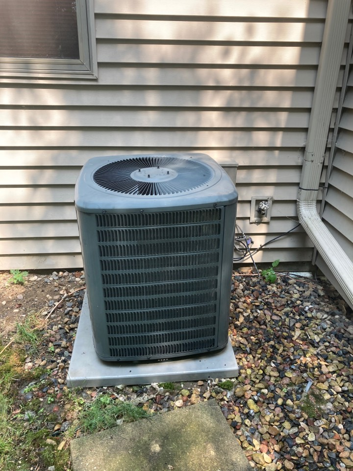 Plymouth, MN - AC maintenance in Plymouth
