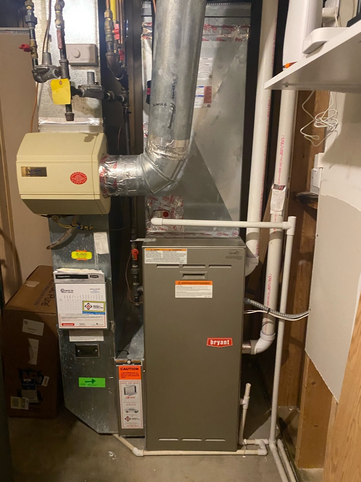 Furnace, air conditioning, humidification, ventilation, and other IAQ products estimate in Watertown, MN