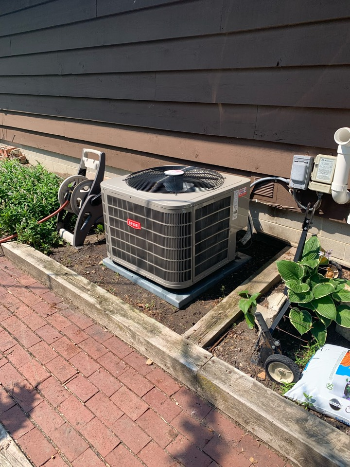 Minneapolis, MN - Performed a ac maintenance in Plymouth Mn