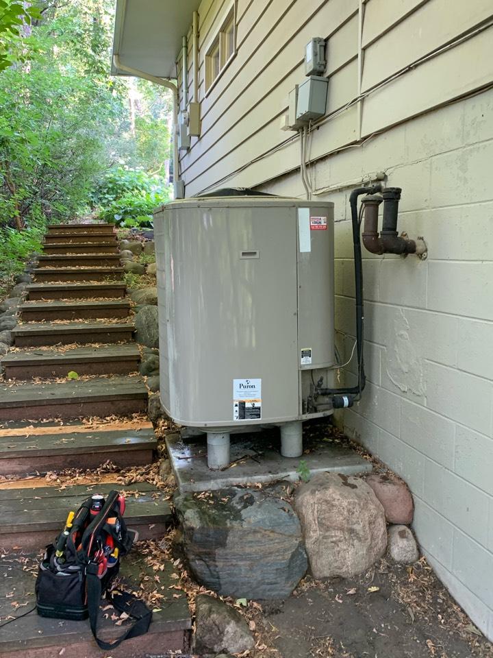 Heat pump repair in Minnetonka Mn