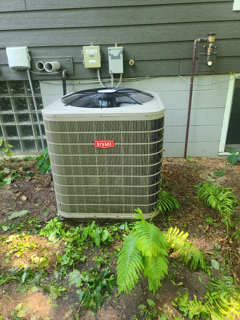 Mound, MN - Bryant A/C cleaning Orono MN
