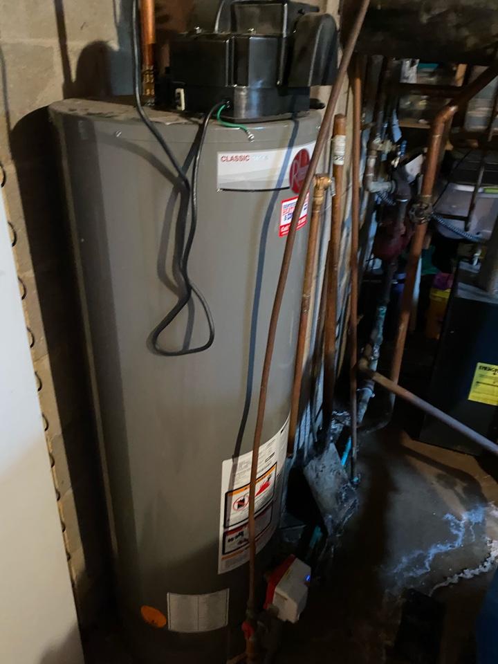 Water heater repair Medina mn