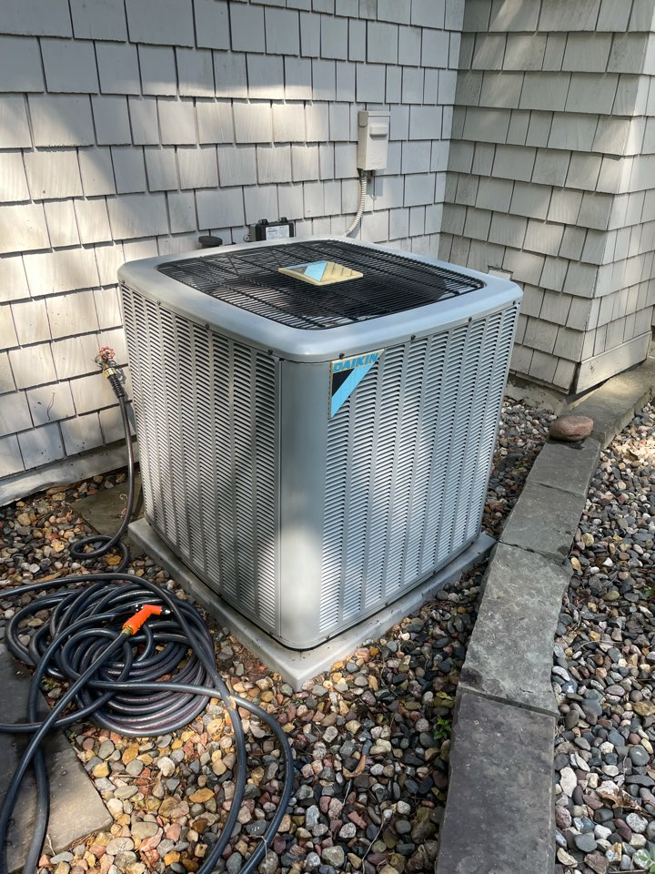 Minneapolis, MN - Repaired a daikin ac at a home in golden valley, MN