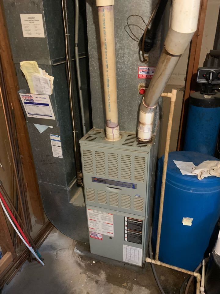 Maple Plain, MN - Failed system quote in Medina Mn - coming back to install new system
