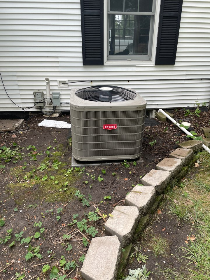 Repaired a Bryant ac at a home in maple plain, MN!