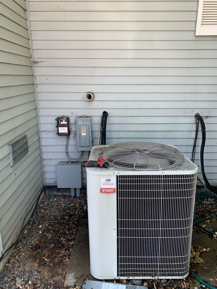 Ac repair in Wayzata Mn - returning with new system