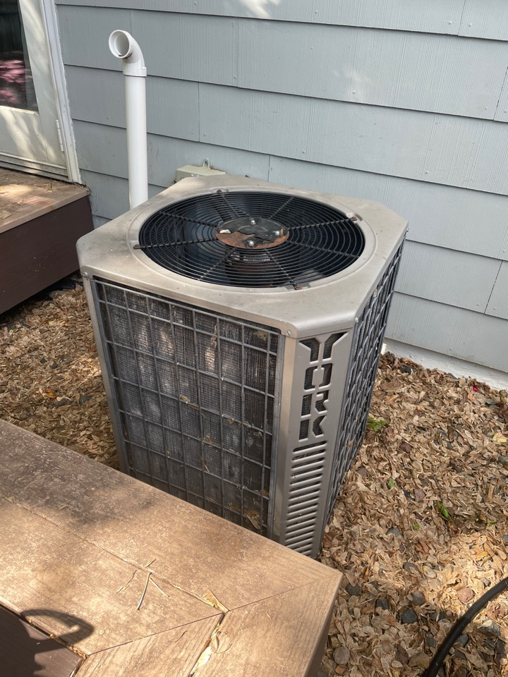 Minneapolis, MN - Repaired a York ac at a home in St. Louis park, MN!
