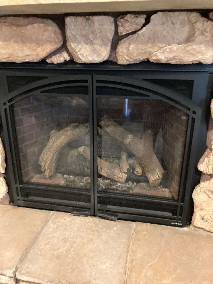 Minneapolis, MN - Fireplace maintenance in Brooklyn Park