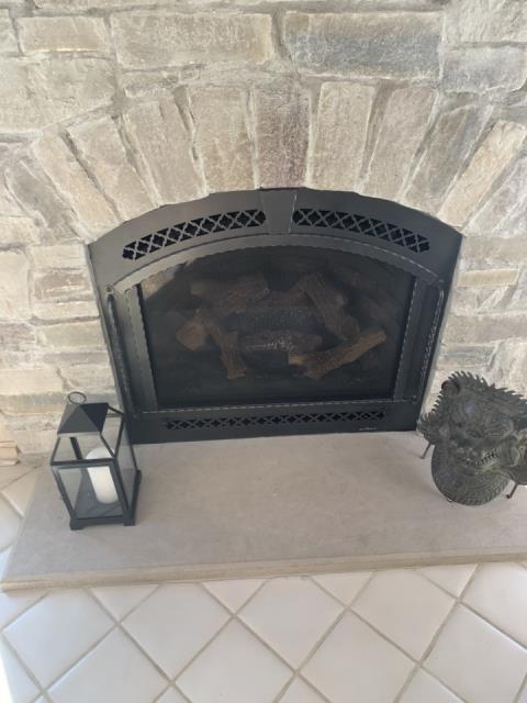 Fireplace maintenance in Hamel